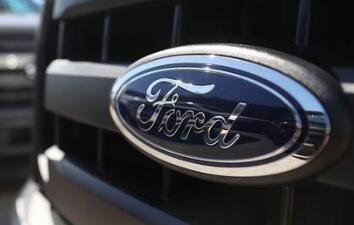 """摩根士丹利将福特汽车的股票评级上调到了""""增持""""  福特股价收盘涨逾2%"""