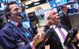 美股新闻:标普500指数收涨4.02点 道指涨超百点