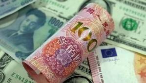离岸人民币(CNH)兑美元周三在纽约交易中继续下跌