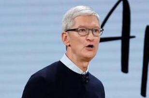苹果CEO库克:iPhone很大程度上是在美国制造的