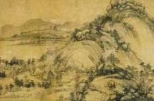 中国山水画八大皴法及画法口诀