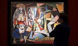 毕加索作品备受亚洲收藏家追捧 毕加索近乎西方艺术的代名词