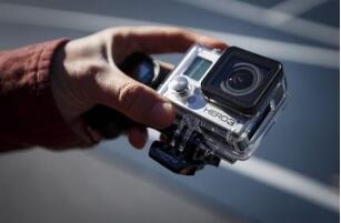 运动相机厂商GoPro周四股价飙升7.19% 外媒称小米考虑发起收购