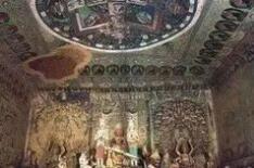 敦煌石窟壁画珍贵手稿欣赏