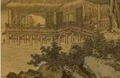 唐伯虎笔下的世外桃源(附高清细节图)
