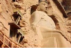 除莫高窟外 甘肃还有19处石窟被国家重点保护