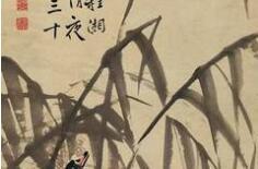 """""""扬州八怪""""之一的边寿民  他笔下的泼墨芦雁出神入化"""