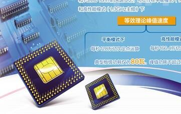 中国科学院发布国内首款云端人工智能芯片 达到世界先进水平