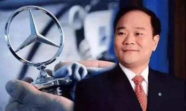 德媒:李书福已经握有戴姆勒将近10%的股权