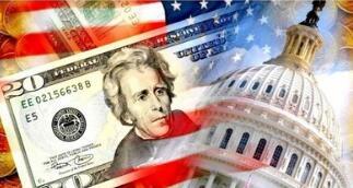高盛预测到2021年美国债务与GDP比率或将达到GDP的85%左右