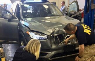 美国调查Uber自动驾驶致命车祸 因禁用了紧急制动系统