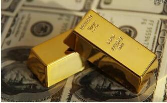 美元走强 国际黄金价格周五小幅下跌