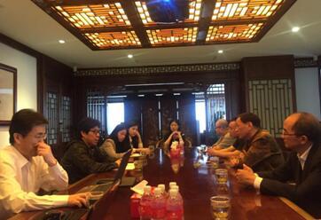 民族品牌文化委员会专家团赴上海调研
