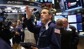 美股周二大幅收跌 标普500指数跌31.47点  携程跌2.11%,京东跌0.92%