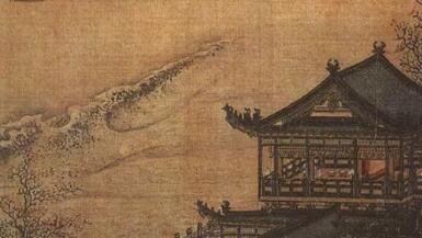 在古画中 ,寻找消失的亭台楼阁