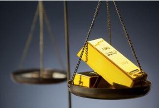 黄金在1300美元一线将静待稍后的三大事件