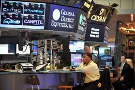 美股:道指涨95.02点  标普500指数跌1.98点  Facebook等股价走软拖累纳指收跌