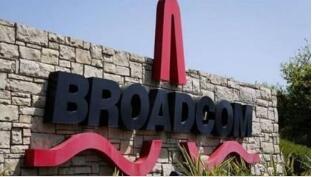 博通公司第二财净利润为37.18亿美元,较上年同期的4.40亿美元增长745%
