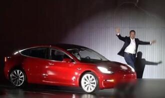 特斯拉在美国退还了约23%的Model 3订金  占到最初订单量的近四分之一