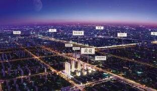 尊重历史与人文,西安融创打造城市标杆