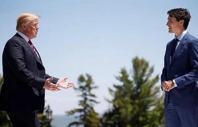 法媒:特朗普拒签G7联合公报 扬言要对进口汽车征收关税