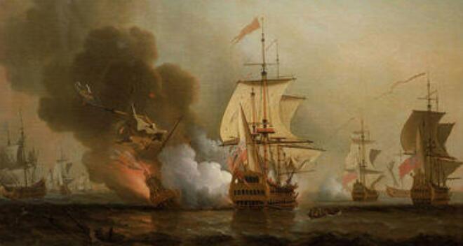 """300年前被英国船舰击沉的西班牙船""""圣荷西""""号或值170亿美元 宝藏应归谁引发多国争议"""