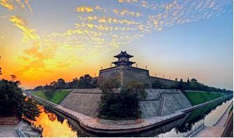 走进西安古城 融创西安打造不同风景线