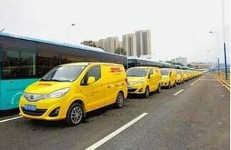 深圳市成为首个出台电动物流车运营补贴的城市