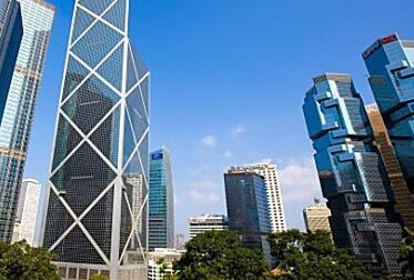 香港再次称雄全球最昂贵写字楼市场 比排名第二伦敦西区高出30%