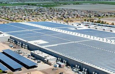 特斯拉公司计划关闭位于美国9个州的13到14个太阳能安装设施