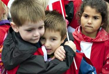 美国人口结构发生变化 白人儿童已经是少数派