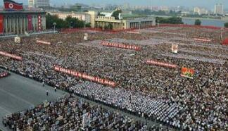 """美媒称朝鲜今年或不举行一年一度的纪念朝鲜战争爆发的""""反对美帝国主义""""集会"""