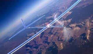 Facebook终止太阳能无人机提供上网服务的开发项目
