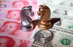 6月27日,人民币兑美元中间价报6.5569,上一交易日中间价6.5180