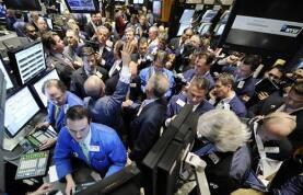 美股新闻:美股全线收跌  科技股走低 标普500指数收跌23.43点