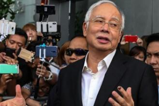 前总理纳吉布家中搜查出18亿元现金珠宝 马来西亚史上最大的查抄案