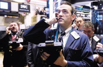 美股周五收高 银行与科技股领涨  标普500指数收涨16.68点