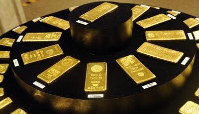 美元强劲攀升,令黄金期货价格受到打压连跌4日