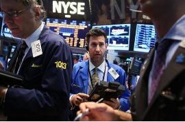 美股新闻:美股周一低开高走,科技股领涨  标普500指数涨8.34点