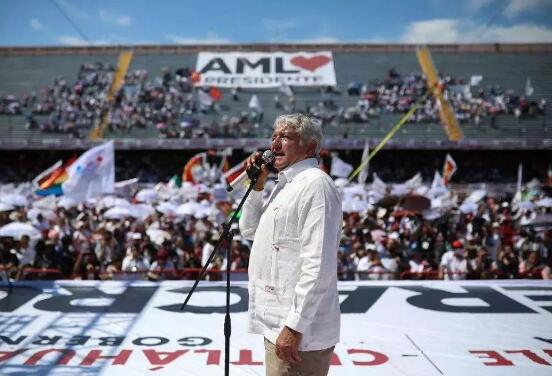 奥夫拉多尔在墨西哥大选中获胜  特朗普的激进政策为他做了完美助选