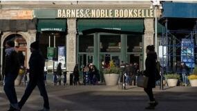 全美最大连锁书店巴诺开除CEO