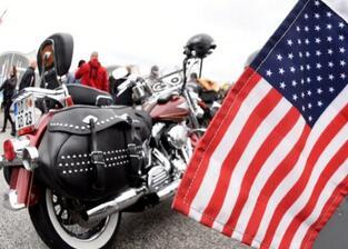 特朗普:哈雷走好不送 正在与其他想要进入美国的摩托车公司合作