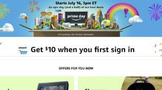 亚马逊Prime会员日今年将扩展到一天半,7月16日开始