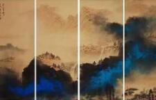 中国近现代顶级画师笔下的精品欣赏