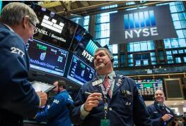 美股:美股连涨三日 科技巨头普涨 亚马逊涨1.66% 苹果涨1.39%