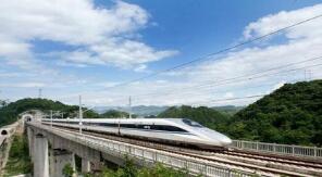 粤桂黔高铁经济带探索区域协作治污新路径
