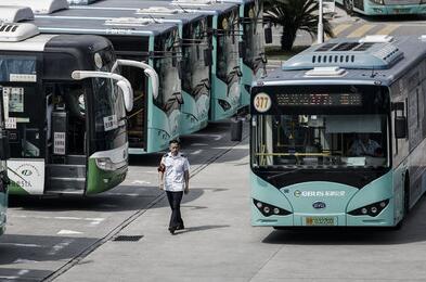 比亚迪在美国组建合资企业 向美国的城市、学校和公司提供电动巴士租赁