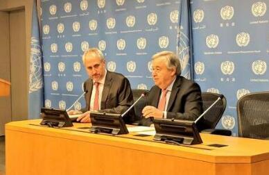 联合国推出数字合作高级别小组请阿里巴巴集团马云出任联合主席