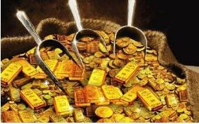 黄金期货价格下跌5.40美元,跌幅0.4% 为近一年来的最低水平