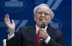 巴菲特向五个基金会捐赠34亿美元市值的伯克希尔股票